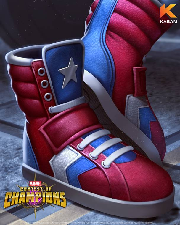 Miss America, Now On Marvel Contest of Champions