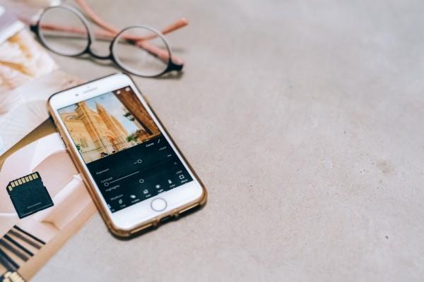 Photo Editing Mobile App