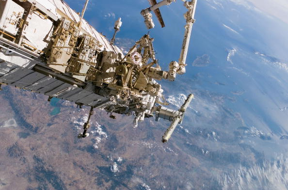 ISS and SpaceLink Collaboration To Provide New Enhanced Communication Relay Satellites