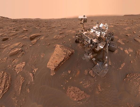 Nasa curiosity rover mars