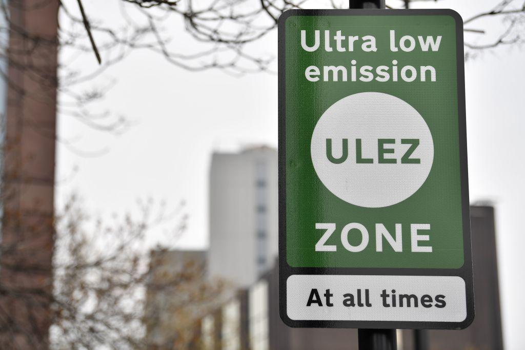 Low emission London