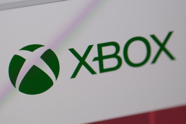 Xbox logo white