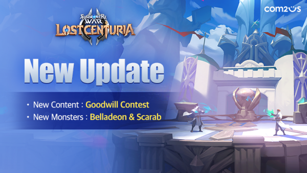 New Updates for Summoners War: Lost Centuria