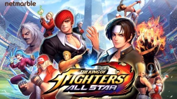 King of Fighters Allstar