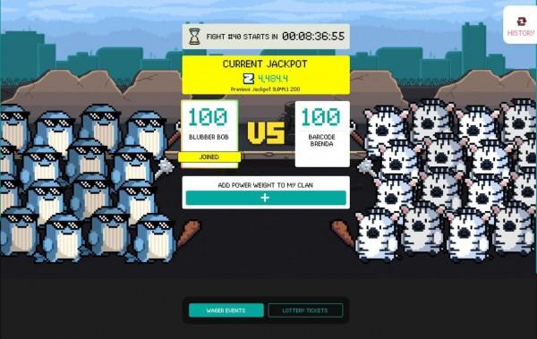 ZooRena NFT Game