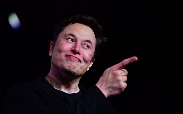 Elon Musk Laughs at Blue Origin Meme About Project Jarvis