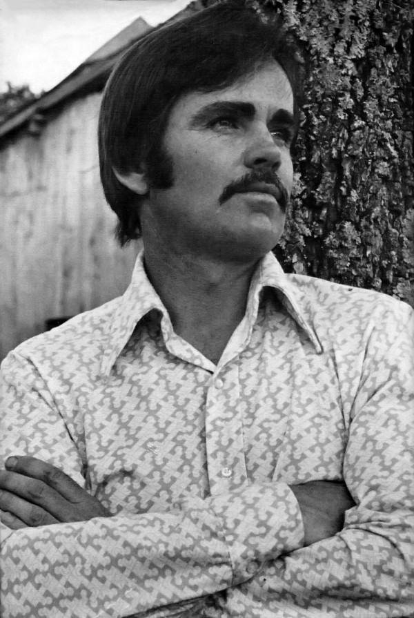Writer Cormac McCarthy