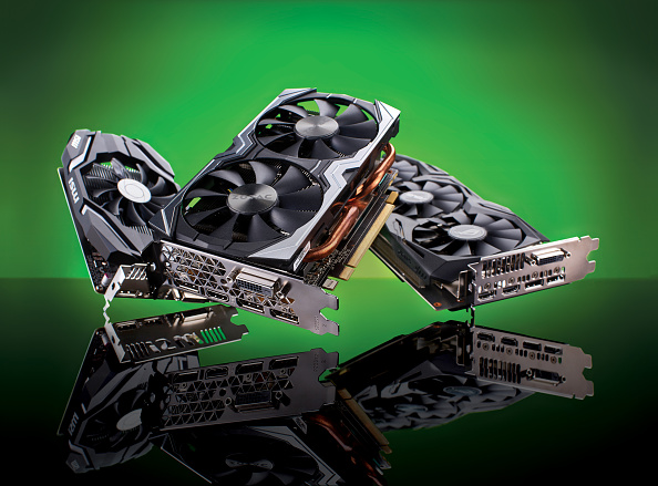Nvidia amd graphics cards