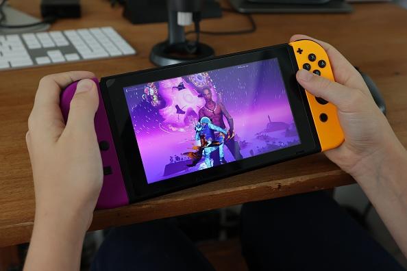 Nintendo switch basic