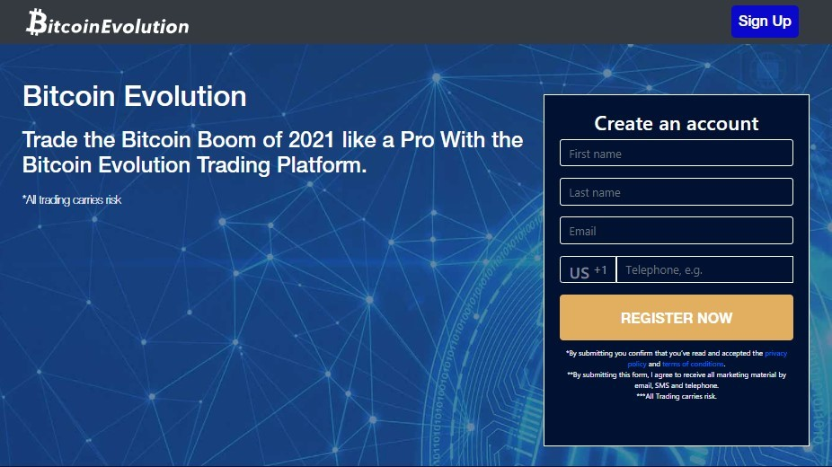 Bitcoin Evolution Review: Is Bitcoin Evolution Legit Trading App?