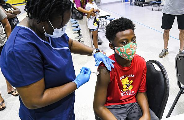 Vaccine kid