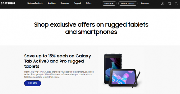Samsung Big Saving Deals: Galaxy Tab S7 FE Pre-Order, Rugged Tablets, Smartphons, and MORE!