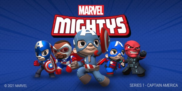 Marvel Mightys NFT