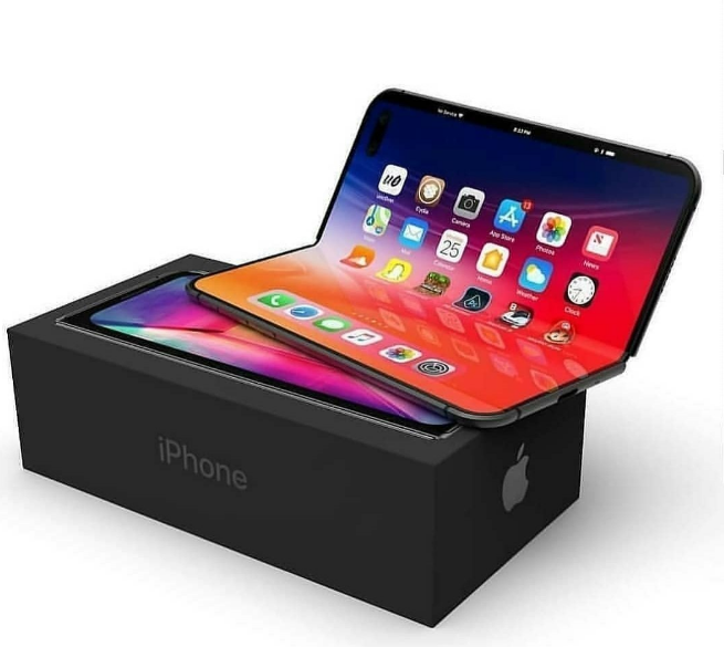 iPhone Flip as iPhone 12 Mini's Successor? New Study Shows Foldable Version Could Replace Apple Smartphone's Miniature Version