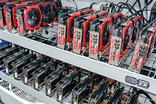 Nvidia mining rig