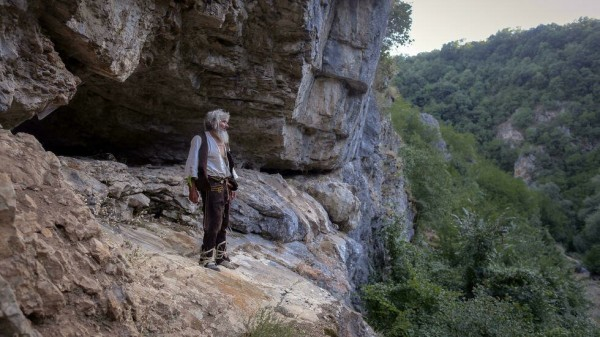 Serbian Hermit Emerges from Cave to Get COVID-19 Vaccine Shot
