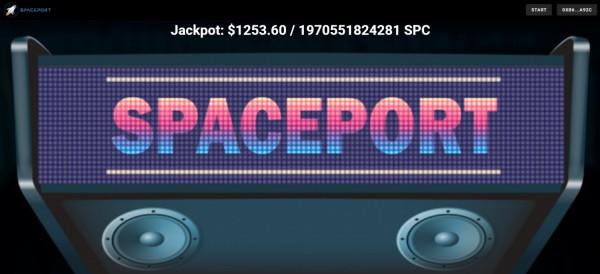 SpacePort NFT Game