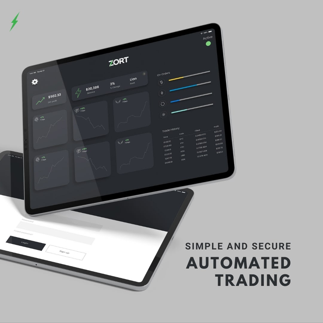 Zort Gives Everyone in Crypto an Equal Chance to Earn through Automated Trading