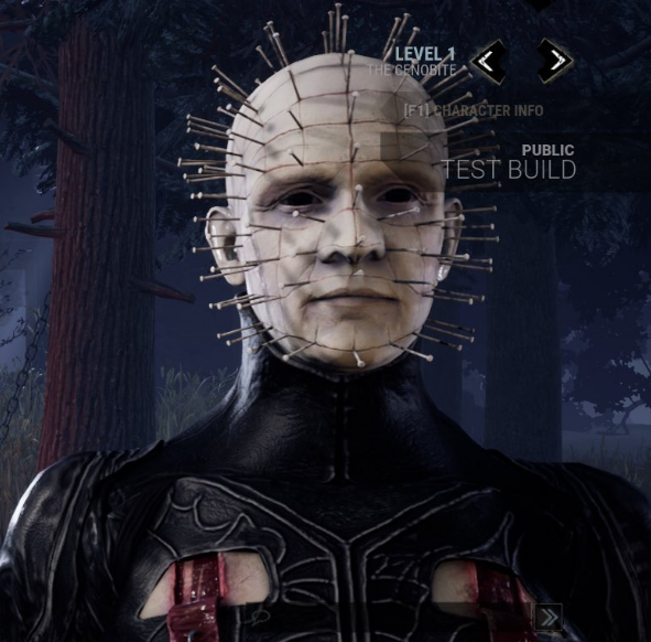 'Dead by Daylight' Pinhead's Gameplay Mechanics: Deadlock, Scourge Hook, and Other Skills!