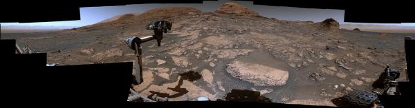 NASA Mars Curiosity Rover celebrates 9th Anniversary