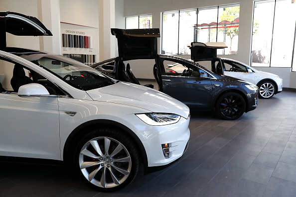 Tesla Mobile Repair and Service Centers