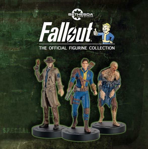 Fallout: The Official Figurine Collection