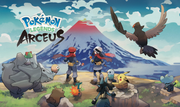 'Pokemon Legends: Arceus' Combines Classic and Advanced Gameplay: Action Order Bar and Other New Twists!