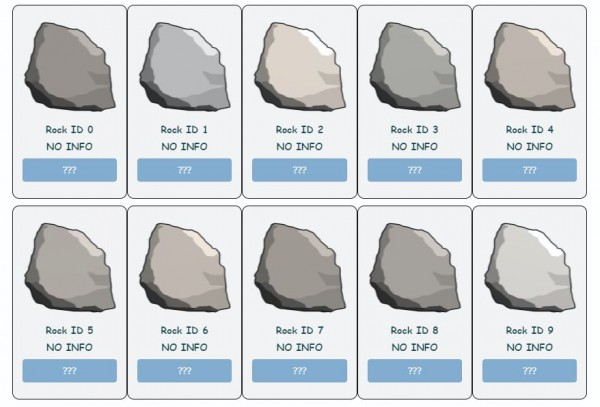 NFT Rocks Called EtherRock