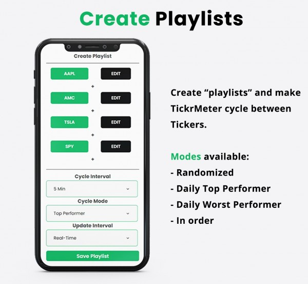 TickrMeter App