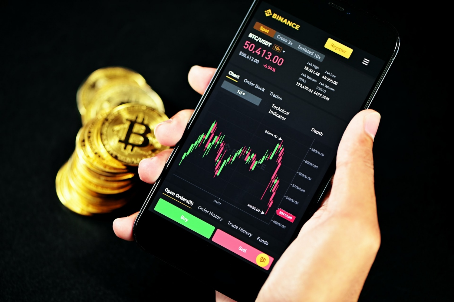 Cryptocurrency Investors Rally Amid Binance Fiasco-Why?