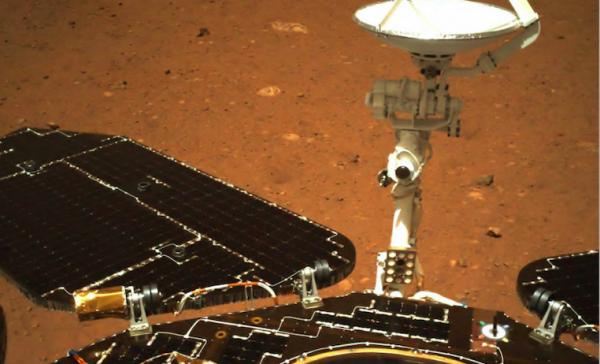 China's Mars Rover To Continue Exploring Red Planet After Concluding 90-Day Mission in 'Good Condition'