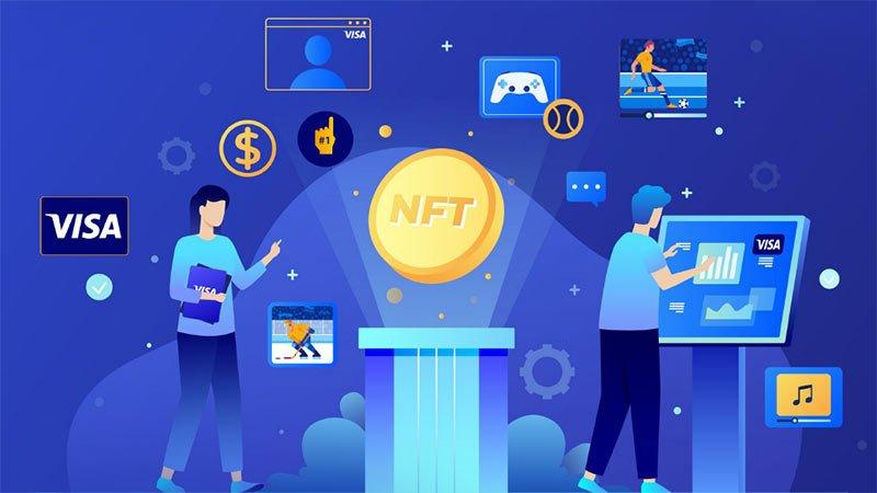 VISA NFT Purchase