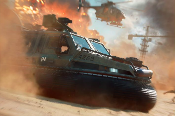 'Battlefield 2042' Free Copy Awaits Nvidia RTX 3000-Powered PC or Laptop Buyers—How to Get One