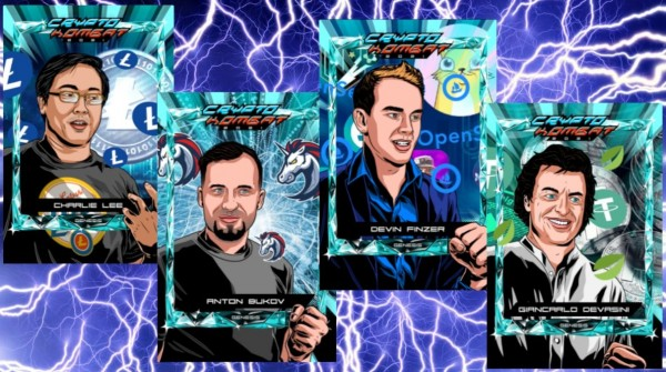 Crypto Kombat NFT Cards