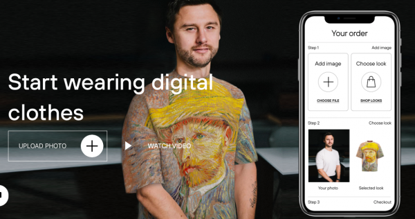 Digital Fashion NFTs are Coming as Start-Up, Dress X, Partners with Crypto.com