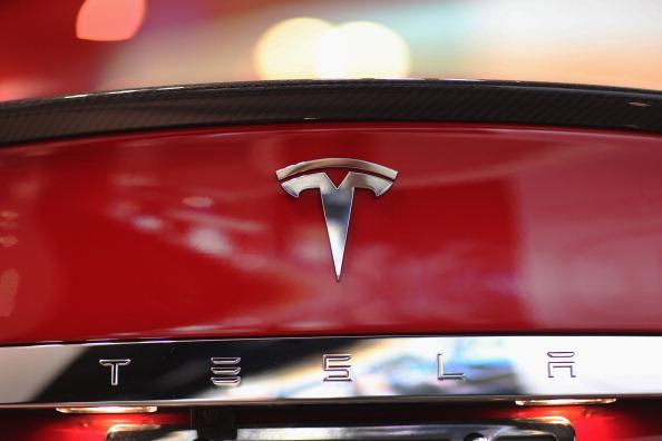 Tesla Rear Emergency Braking System