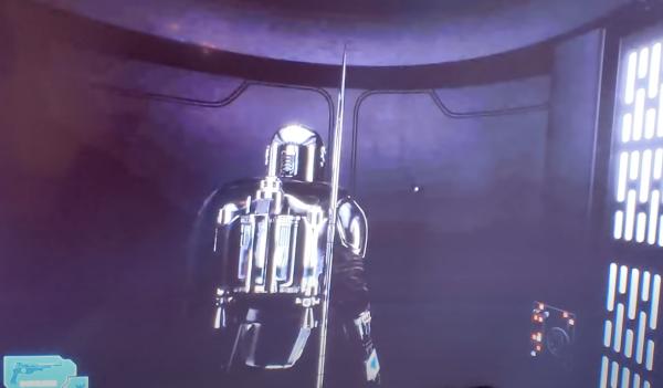 The Mandalorian Video Game Footage Leak