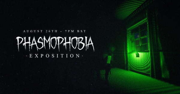 'Phasmophobia' Exposition Update: New Ghost Myling, Goryo, and New Items; Sprint Rework, Electronic Radar and MORE!