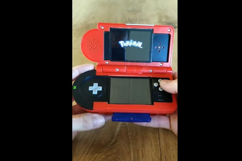 Nintendo DS Pokedex