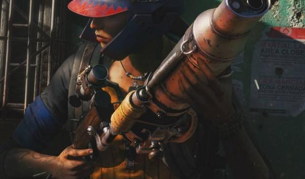 Far cry 6 screen dani girl