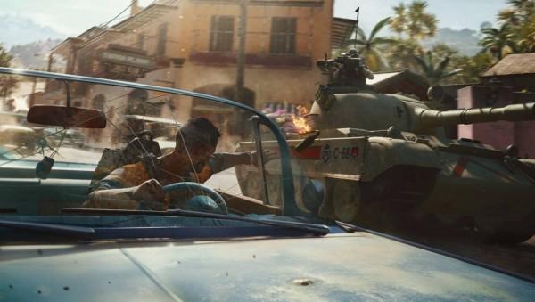 Far cry 6 screen dani guy