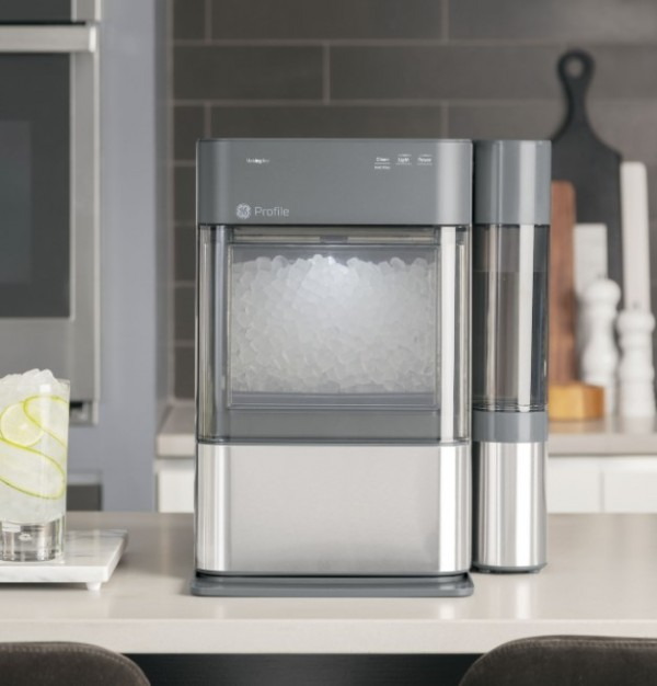 GE Profile Opal 2.0 Nugget Ice Maker with Side Tank
