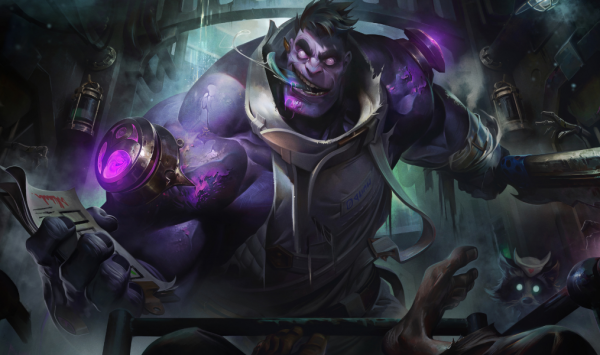 'League of Legends' Patch 11.18 Dr. Mundo, Soraka Healing Buffs: New Pentakill Skins and More Coming on Sept. 9