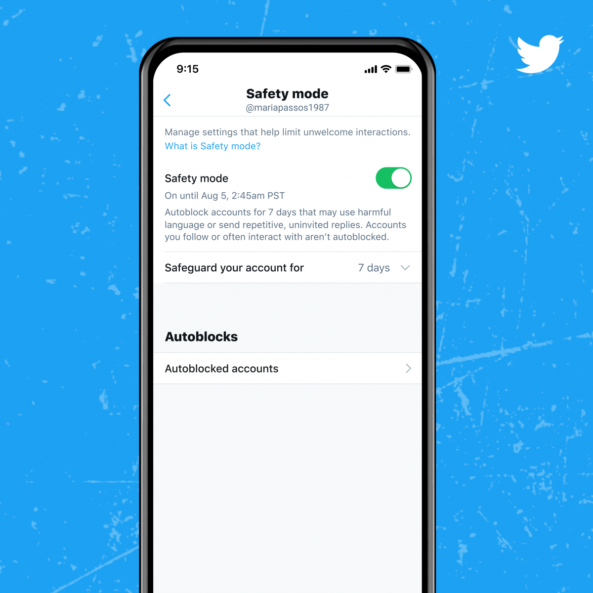How to Turn on Twitter Safety Mode   Anti-Harassment Feature