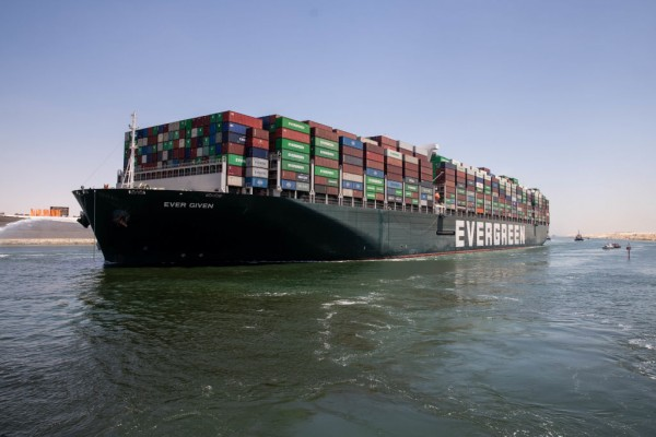 Suez Canal-Inspired Game, Whatever, Allows Players to Drive Stuck Cargo Ship Virtually
