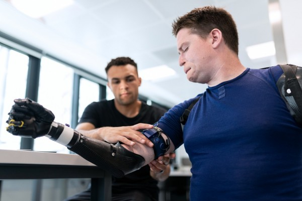 Cleveland Clinic's Bionic Arm