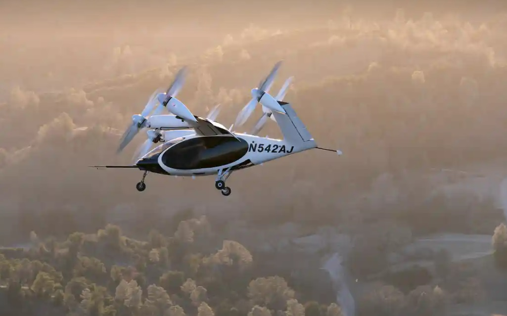 NASA Kicks Off Air Taxi Flight Testing with Joby: Who is Behind this Aviation Company?