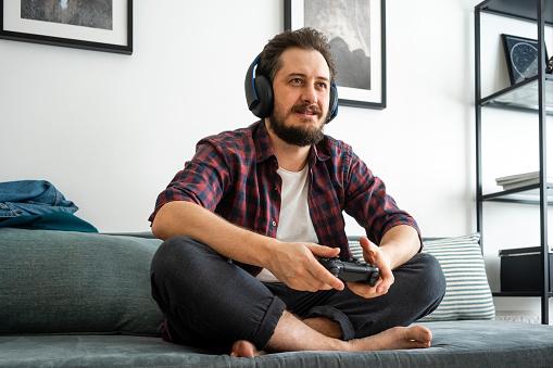 Gamer guy