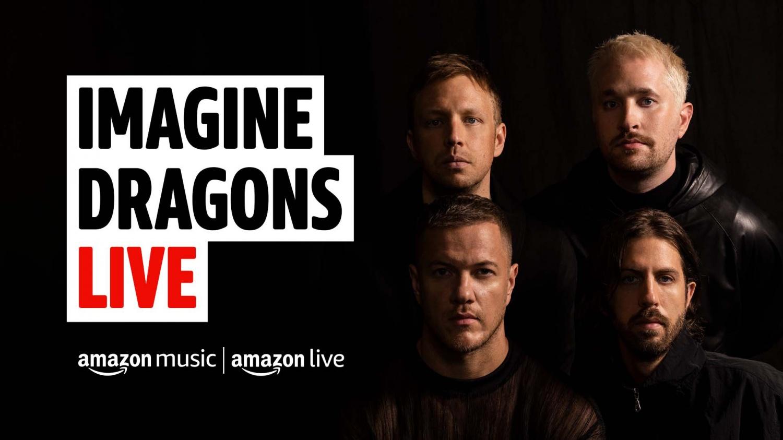 Imagine Dragons on Amazon Live