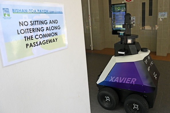 Robot xavier